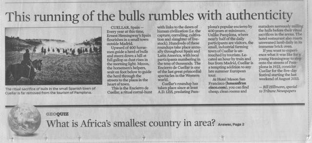 Bill Hillmann Chicago Tribune